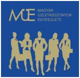 MÜE logó